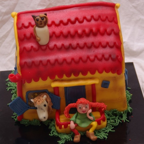 pippi langkous villa kakelbont taart taartenkunst rotterdam nesselande