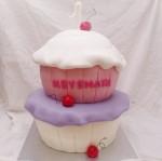 cupcake stapeltaart