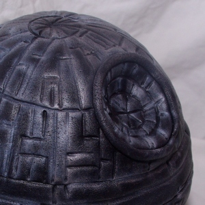 star wars death star taart