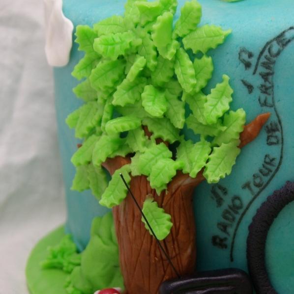 jubilaris taart