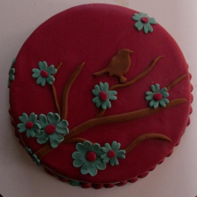 vogel taartje