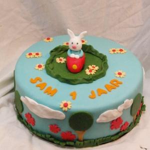 hopla taart