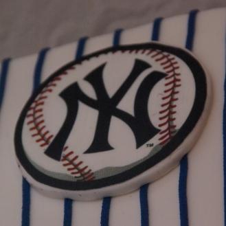 new york yankees shirt taart