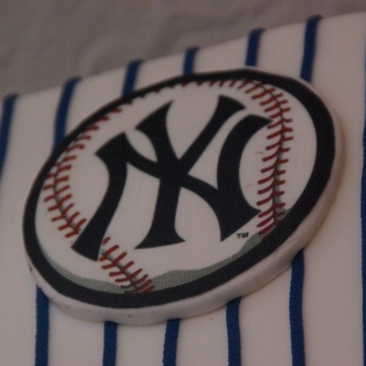 new york yankees shirt taart