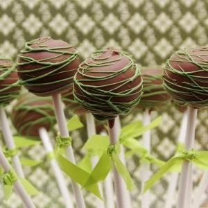 nutella cakepops (5/2 wereld nutella dag)
