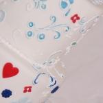 delfts blauw bruidstaart