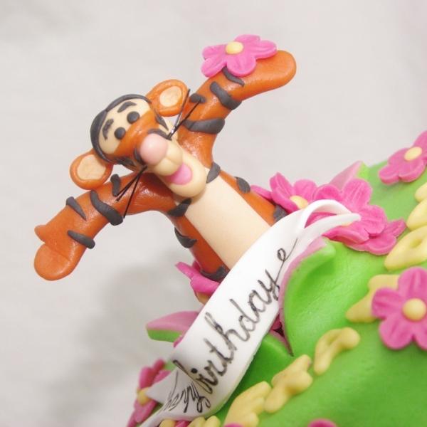 teigetje taart tigger