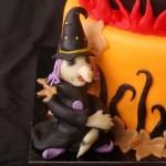 halloween heksentaart