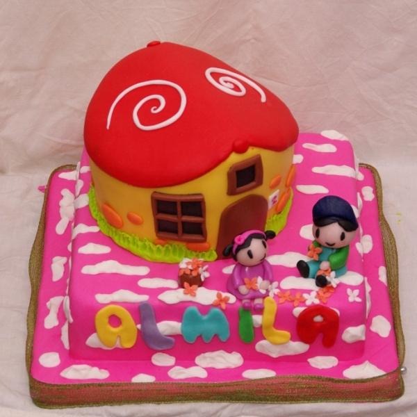 pepee taart