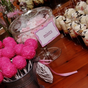 sweet table 12 1/2 jarig huwelijksjubileum