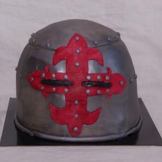 ridderhelm kruisriddertaart riddertaart helmtaart