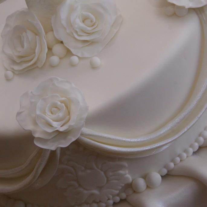 communie taart voor eerste heilige communie