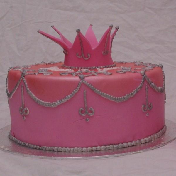 roze prinsessentaart bestellen rotterdam nesselande