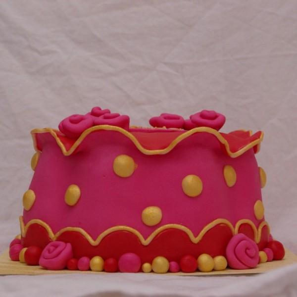 roze rode oilily taart bestellen rotterdam nesselande