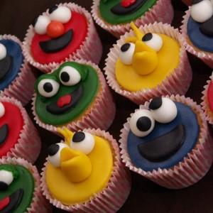 sesamstraat cupcakes rotterdam nesselande