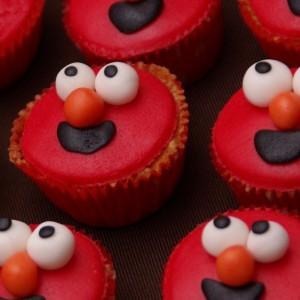 elmo sesamstraat cupcakes rotterdam nesselande