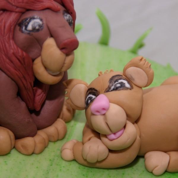 hakuna matata lion king taart rotterdam nesselande