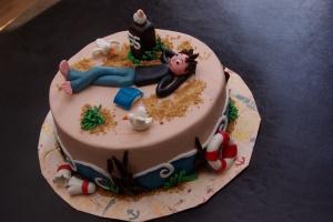 strand taart