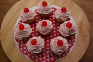 cupcakes met swirl