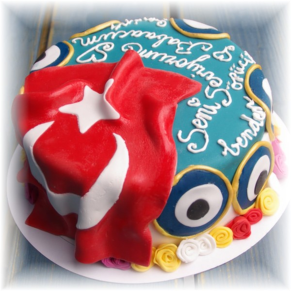 turkije taart