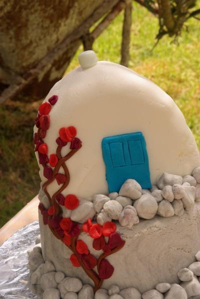 grieks taartje