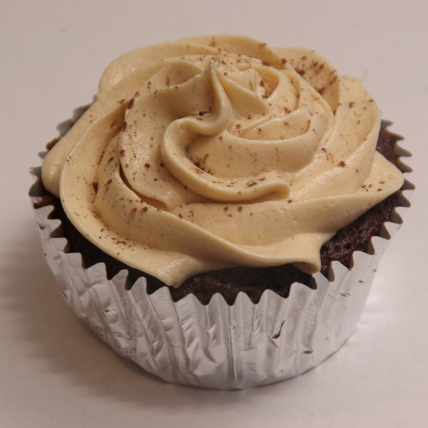 chocolatemudcake cupcake mocca topping