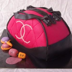 Chaneltas taart