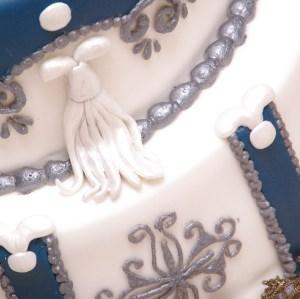 www.margaretbraun.com inspiratie voor details bruidstaart