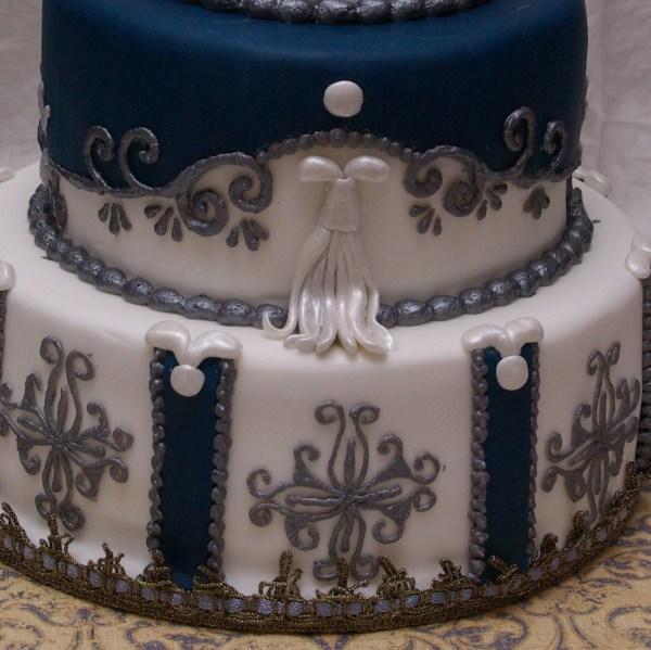 details bruidstaart weddingcake inspired by www.margaretbraun.com margaret braun