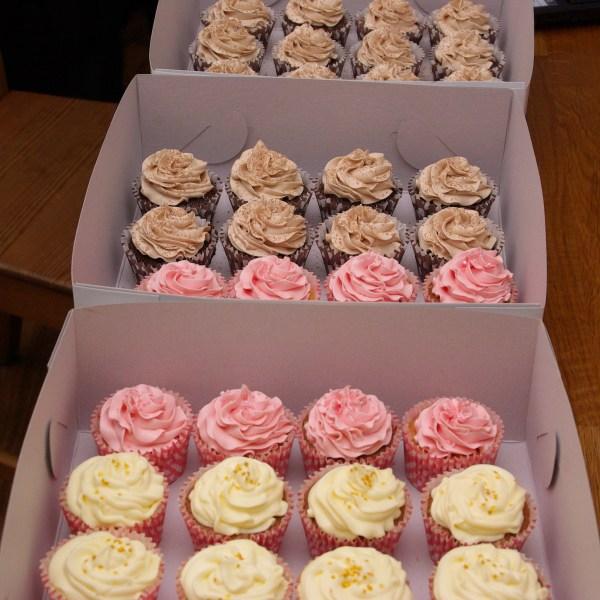 cupcakes lemon lemoncurd mascarpone chocca chocolate mudcake mokka vanille aardbeienjam marshmellowvanillecreme