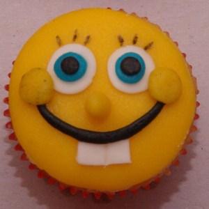 minicupcake spongebob