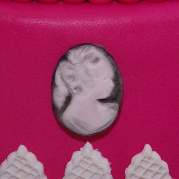 roze zebrataart pink zebracake