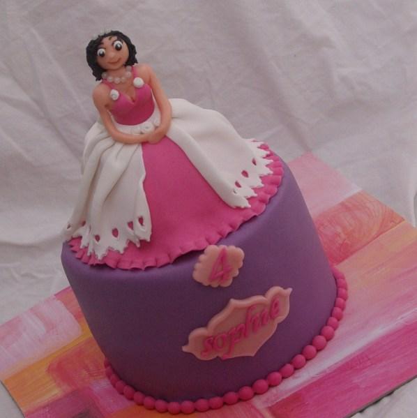 prinsessentaart