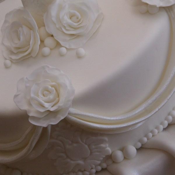taart voor heilige communie