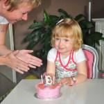 laura met prinsessen taart en prinsessen meptaartje rotterdam nesselande
