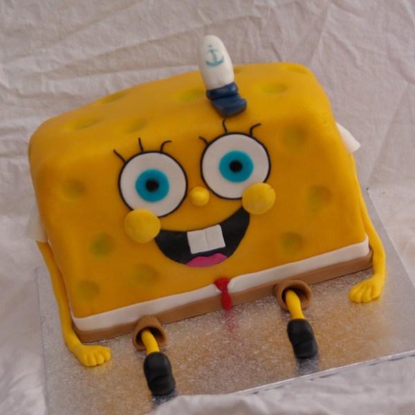 spongebob taart bestellen rotterdam nesselande3