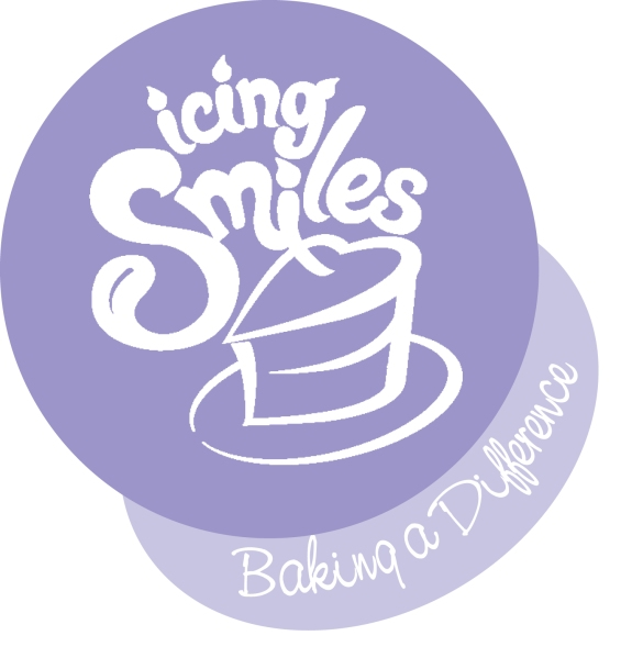 Icing Smiles Logo baking a difference