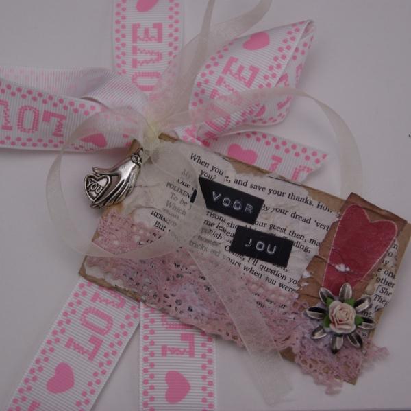 valentijn cupcake workshop verpakking
