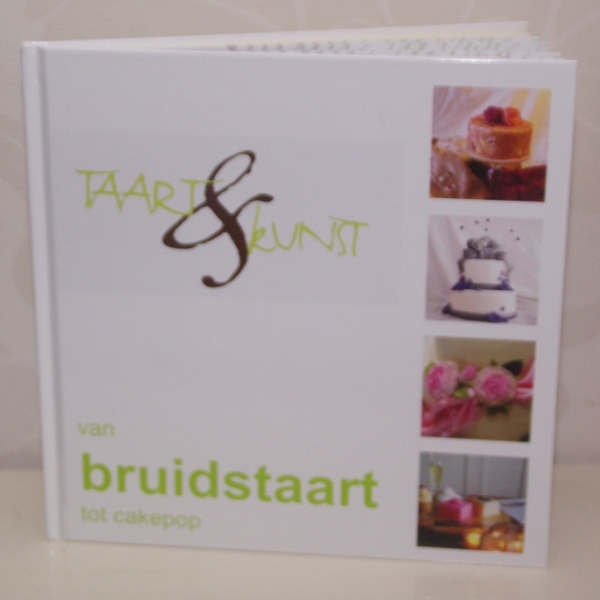 fotoboek TAART & kUNST pixum