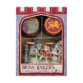 cupcake kit brave knights