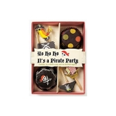 cupcake kit pirate party