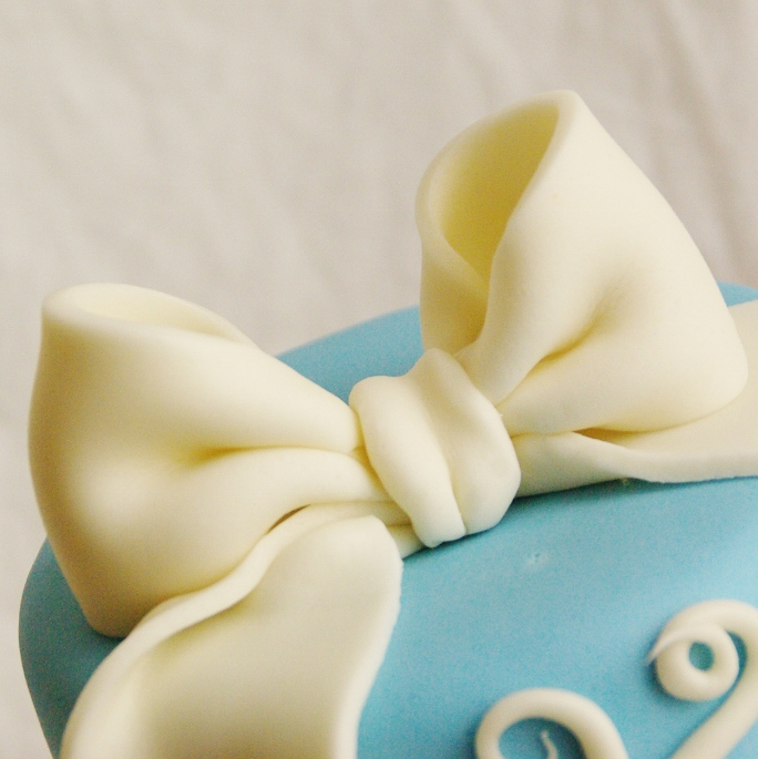 Sneeuwwitje taart