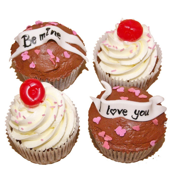 valentijn-cupcakes