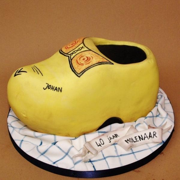 klomp taart