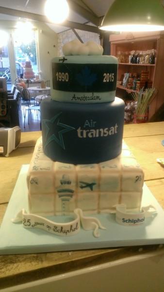 air transat cake