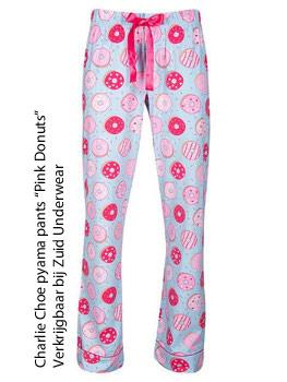 pyama-pants-donuts