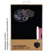 chalkboard-wrapping-kit